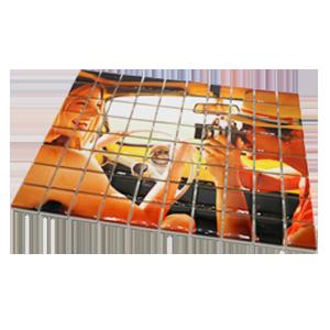 80 Parça Fileli Seramik- 20x25 cm